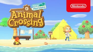Animal Crossing New Horizons Mises A Jour