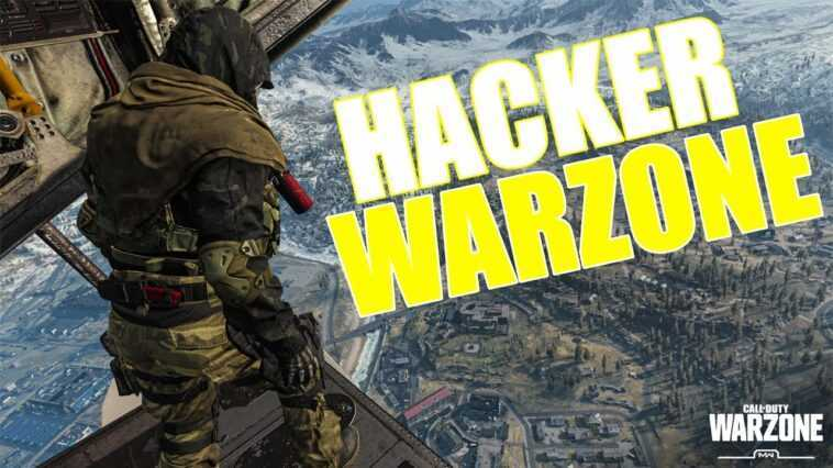 Call Of Duty Warzone Hackers
